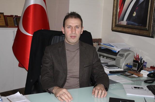 AK Parti Siirt İl Başkanı Özgür Çalapkulu Atandı