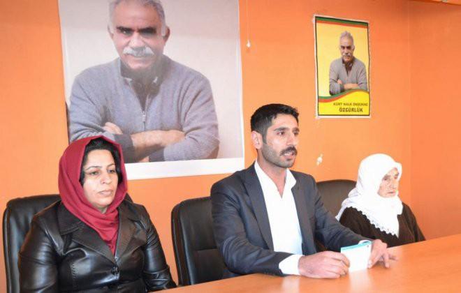 DBP Siirt İl Başkanı Teymur'dan 6-8 Ekim Açıklaması