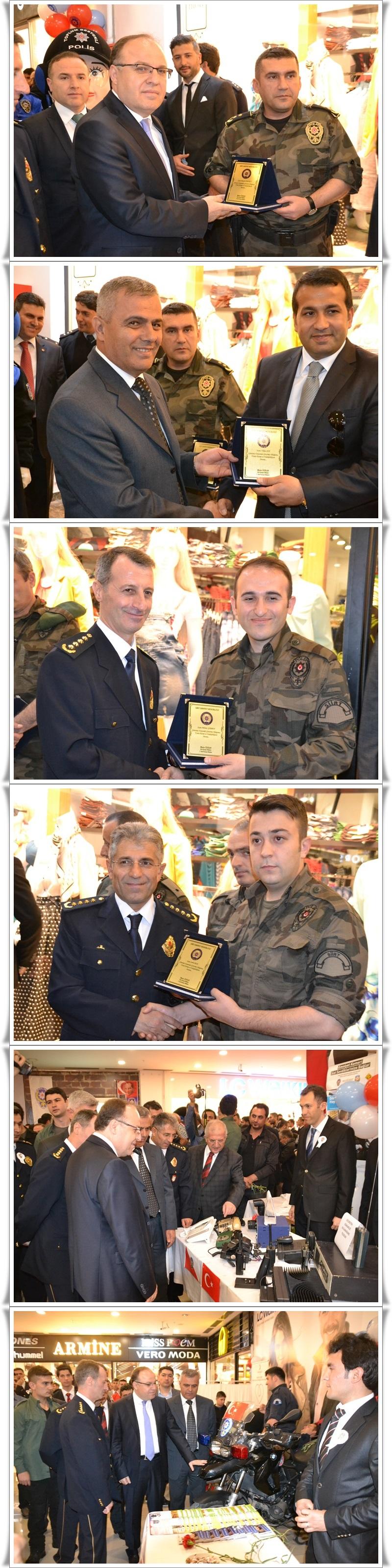 Polis Sergisi A+ğ¦-ld¦- (8)-vert