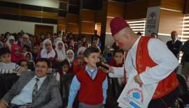 """""""İBİŞ, PEYGAMBERİ ÖĞRENİYOR"""""""