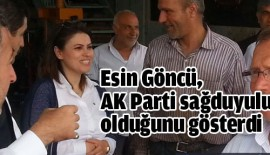 Esin Göncü, AK Parti Sağduyulu Olduğunu Gösterdi
