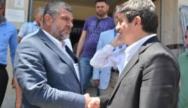 AK Parti Genel Başkan Yardımcısı Aktay, Siirt'te