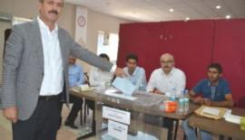 Tillo'da Belediye Başkanlığını AK Parti Adayı İdham Aydın Kazandı