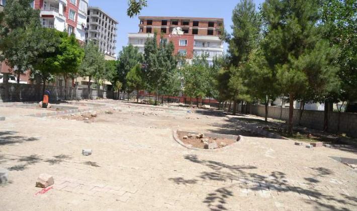 Belediye Park Yapma Ağını Genişletiyor