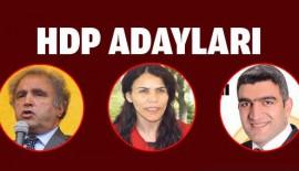 HDP Siirt Milletvekili Adayları Listesi