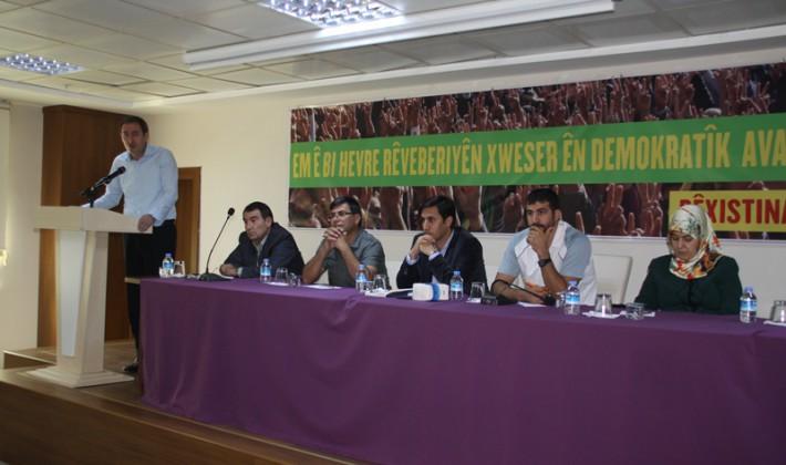 Bakırhan; Özyönetim Talebi Demokratik Bir Önermedir
