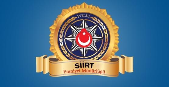 Siirt'te Paralel Devlet Yapılanması Operasyonu Yapıldı