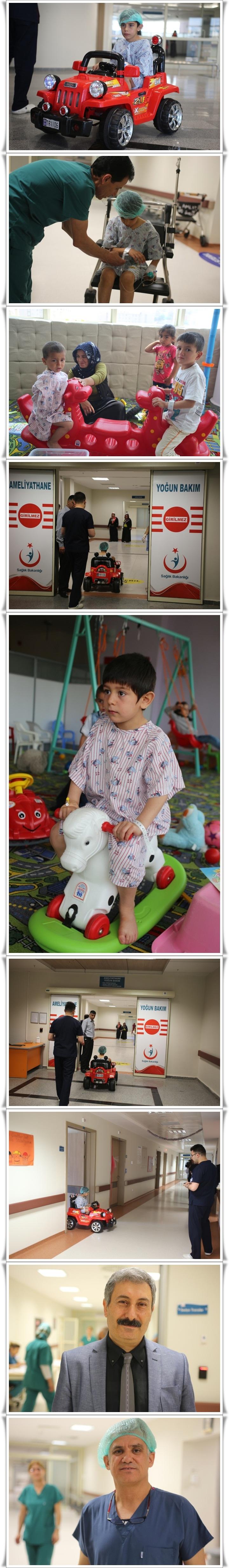 Siirt'te Ameliyatlar Sevdirilerek Yapılıyor (1)-vert
