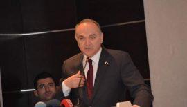 Bakan Özlü PKK'nın En Büyük Destekçisi FETÖ'