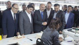 Çalışma ve Sosyal Güvenlik Bakanı Müezzinoğlu, Siirt'te