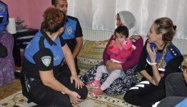 Toplum Destekli Polislikten Ailelere Ziyaret