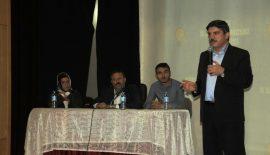 k Parti İl Danışma Meclisi Değerlendirme Toplantısı