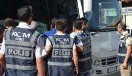Siirt'te Terör Operasyonunda 20 Kişi Gözaltına Alındı