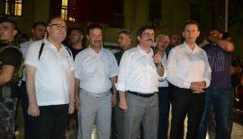 Darbe Sanığı Yarbay,AK Parti İl Başkanı Çalapkulu'yu Gözaltına Aldırmak İstemiş