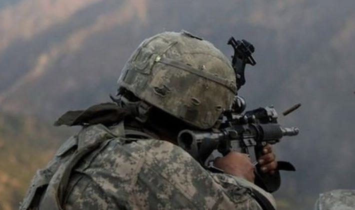 PKK'nın Sözde Alan Sorumlusu Teslim Oldu