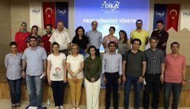 Kamu Hastaneleri Birliği Personeline DİKA'dan Proje Yazma Eğitimi