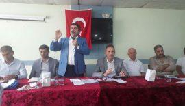 AK Parti Siirt Milletvekili Aktay, Kurtalan'da