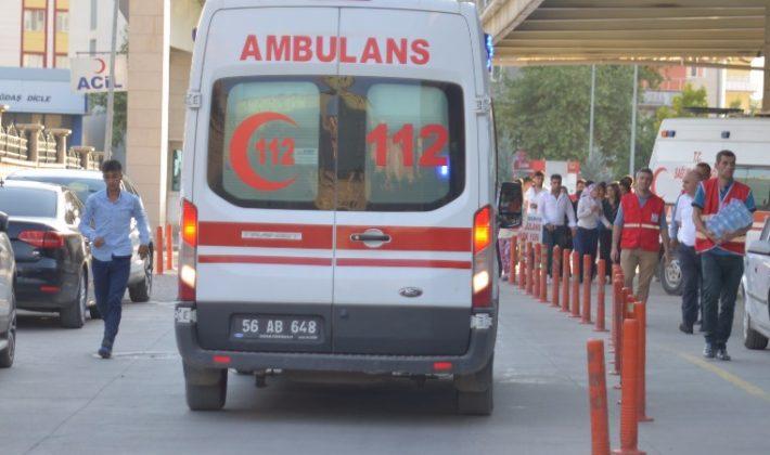 10. Kattan Asansör Boşluğuna Düşen Suriyeli İşçi Ağır Yaralandı