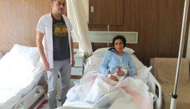 Siirt'te Yapılan İlk Akciğer Kist Rezeksiyonu Ameliyatı Başarıyla Gerçekleşti