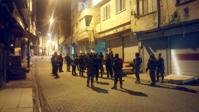 Siirt'te Huzur Uygulaması Yapıldı