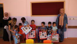 Siirt Belediyesinden Okullara Kırtasiye Desteği