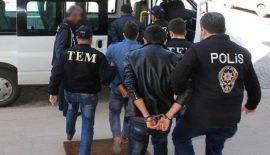 FETÖ/PDY Terör Örgütünden 22 Kişi Yakalandı
