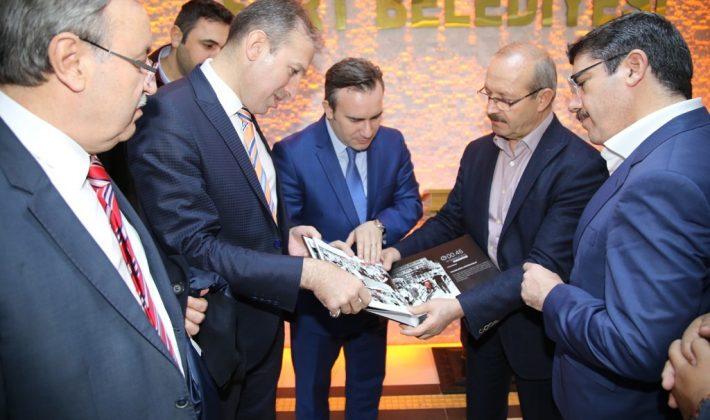 Ak Parti Genel Başkan Yardımcısı Sorgun, Siirt Belediyesini Ziyaret Etti