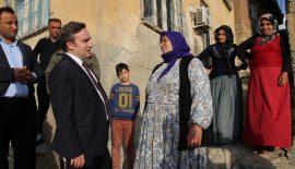 Siirt Belediyesi Yaşlı Teyzenin Talebi Karşısında Duyarsız Kalmadı