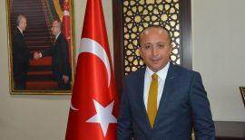"""VALİ ALİ FUAT ATİK'İN """"ÖĞRETMENLER GÜNÜ"""" KUTLAMA MESAJI"""