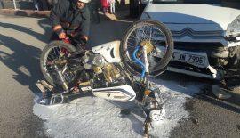 Siirt'te Kaza 1 Yaralı