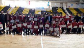 Analig Basketbol Grup Müsabakaları Oynandı