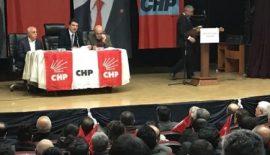 CHP İl Genel Kurulu Yapıldı