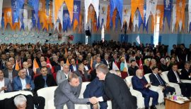 AK Parti Pervari Kongresi