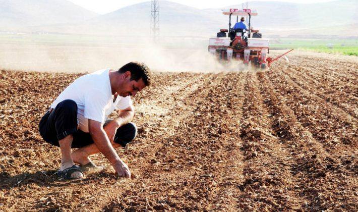 Çiftçiyi Zor Şartlar Bekliyor